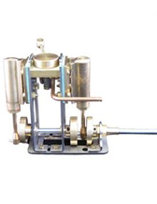 Mamod Double Acting Twin Oscillating Engine