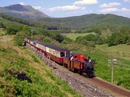 Top 5 most idyllic railway journeys in the UK