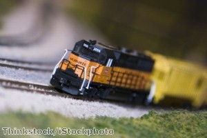 Model railway fanatics flock to Basingstoke event