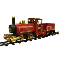 A look back at the Diamond Jubilee Saddle Tank