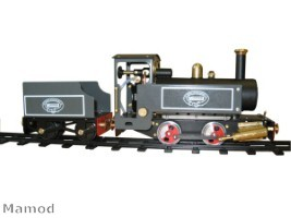 Diamond Jubilee model train could make ideal Easter gift