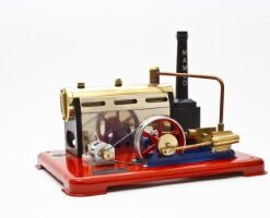 Stationary Model Steam Engines