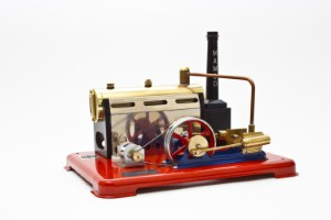 Stationary steam engine can provide great history lesson