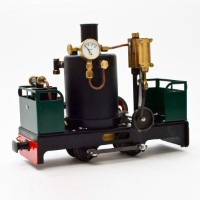 Model Steam Trains