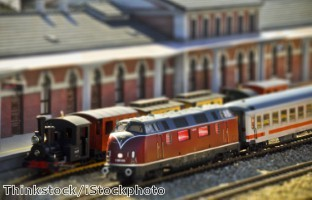 Expert demonstrations on display at Dewsbury Model Railway Show