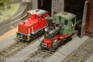North Devon model railway exhibition raises £1,950 for charity