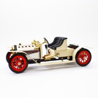 Mamod brings iconic steam car into 21st century