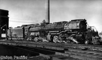 Union Pacific to restore famous US steam train