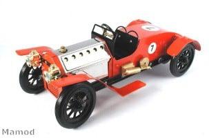 Re-designing the Le Mans Racer