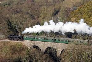 Model railways evoke memories of the golden age of steam