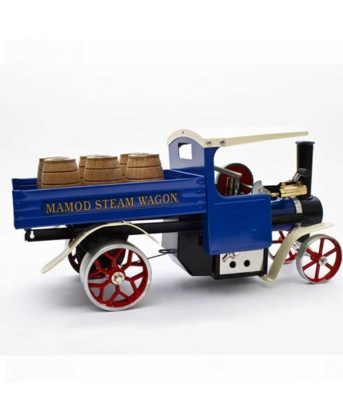 Mamod Blue Steam Wagon