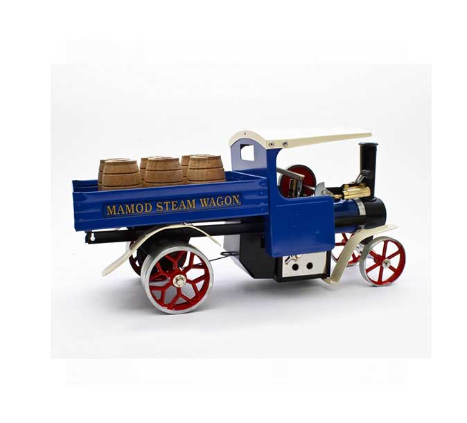 Mamod Blue Steam Wagon