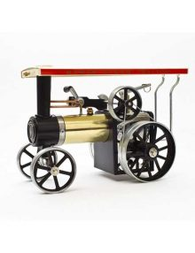 Mamod Brass Traction Engine