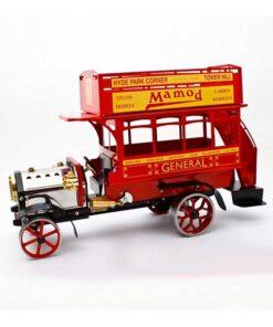 Mamod Red London Bus
