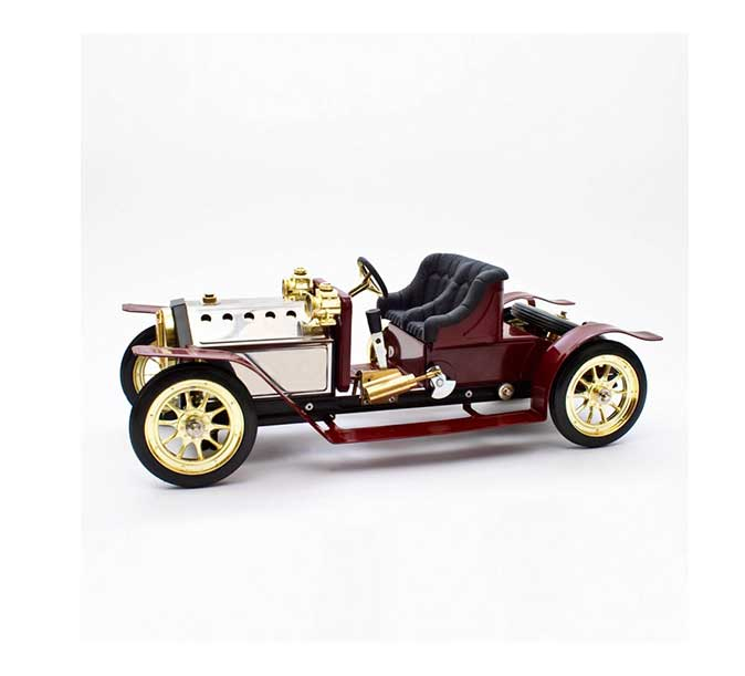 Mamod Steam Roadster Burgundy