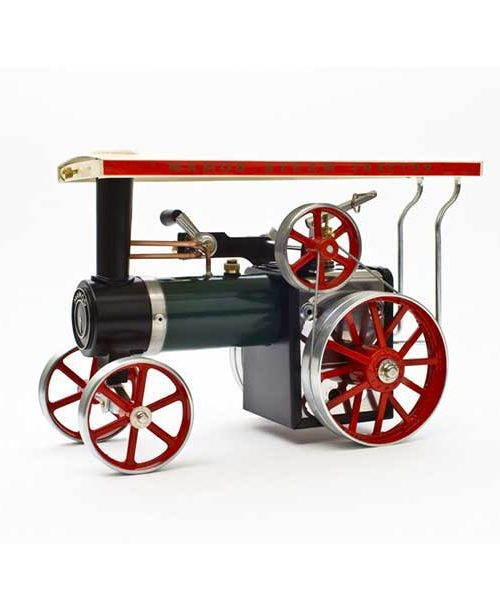 Mamod Green Traction-Engine