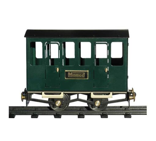 Passenger carriage with steps_Mamod