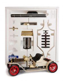 Mamod Live Steam Engines - Mamod Steam Roadster Kit