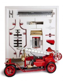 Mamod Live Steam Engines - Mamod Fire Engine Kit