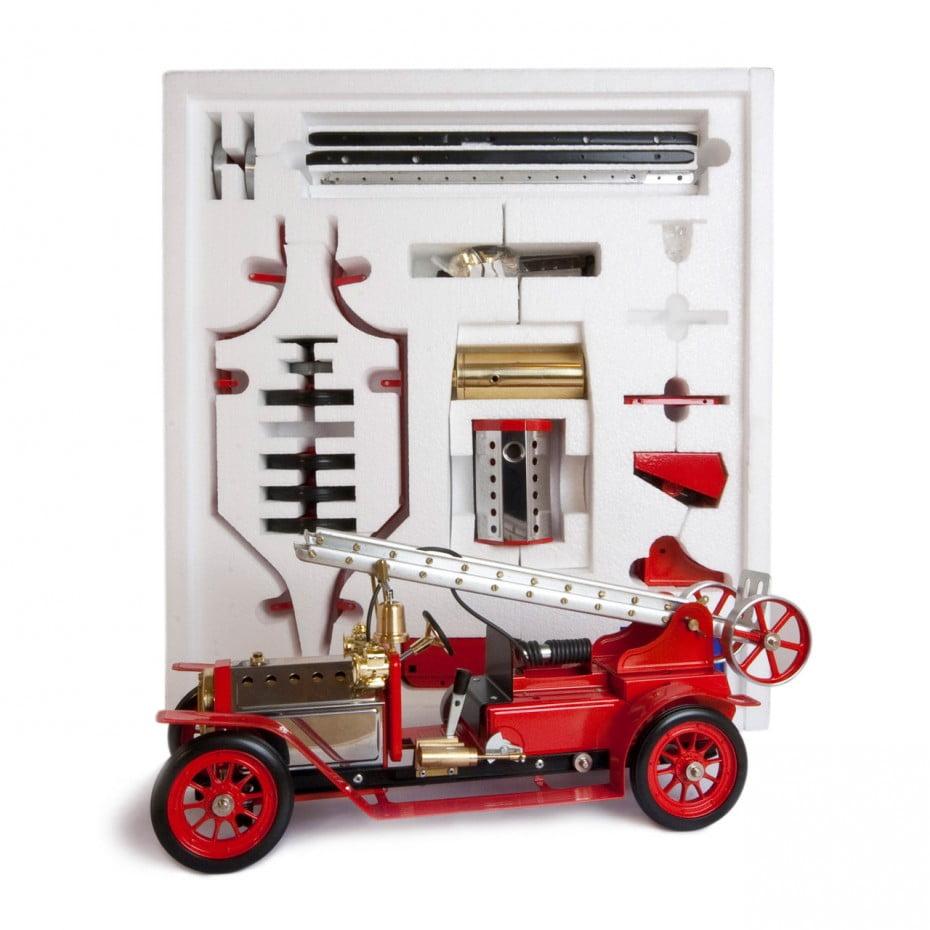 Mamod Live Steam Engines - Mamod Fire Engine Kit