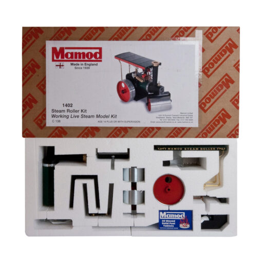 Mamod Live Steam Engines - Mamod Steam Roller Kit