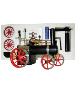 Mamod Live Steam Engines - Mamod Traction Engine Kit