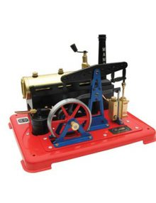 Mamod SP8 Gas Fired Stationary Steam Engine