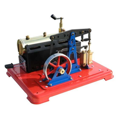 Mamod Live Steam Engines - Mamod James Watt SP8 Solid Fuel