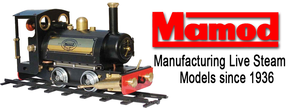 Manufacturing Live Steam Models since 1936 - Mamod
