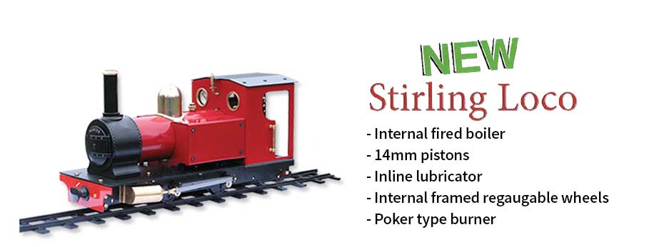 Mamod Stirling Locomotive with specifications