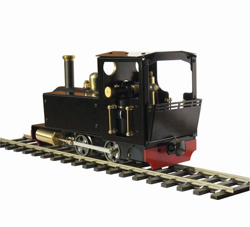 image of the Mamod Beattie steam locomotive