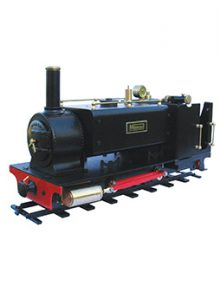 Mamod Quarry Locomotive - Model Steam Engines