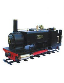 Mamod Quarry Locomotive - Model Steam Engines
